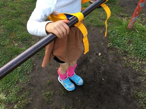 5歳児の逆上がりへの道