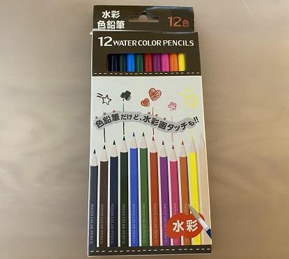 100均色鉛筆 | どんな種類がある? ダイソー、セリア、cando
