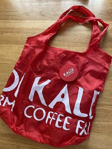 ロゴ入りエコバック | カルディ・成城石井・タリーズコーヒーなど