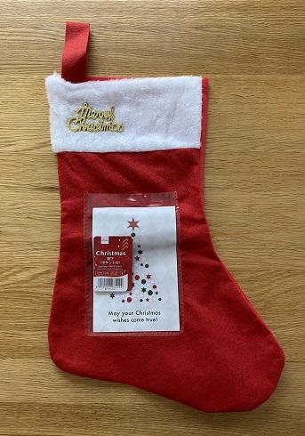 クリスマス靴下・クリスマスソックス2020