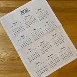 セリア・3コインズ「ファブリックカレンダー2022」